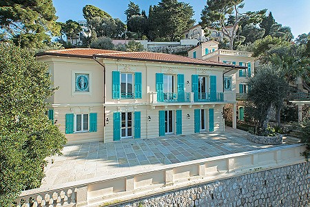 7 bedroom villa for sale, Grasseuil, Saint Jean Cap Ferrat, St Jean Cap Ferrat, French Riviera