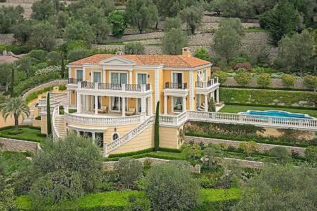 5 bedroom villa for sale, Villefranche sur Mer, Villefranche, Provence French Riviera