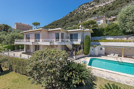 4 bedroom villa for sale, Beaulieu sur Mer, Provence French Riviera