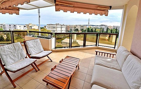 2 bedroom penthouse for sale, Cannes, Provence French Riviera