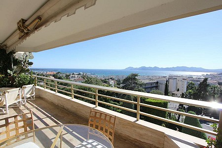 3 bedroom penthouse for sale, Cannes, Provence French Riviera