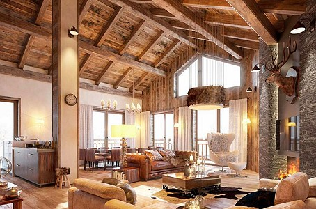 5 bedroom apartment for sale, Meribel, Savoie, Three Valleys Ski