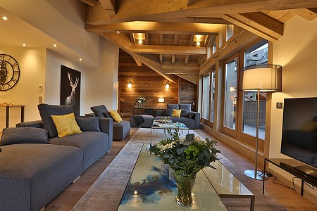 5 bedroom penthouse for sale, Moriond, Courchevel, Savoie, Rhone-Alpes