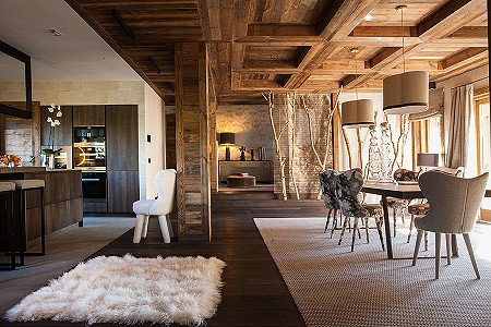 5 bedroom ski chalet for sale, Rochebrune, Megeve, Haute-Savoie, Rhone-Alpes