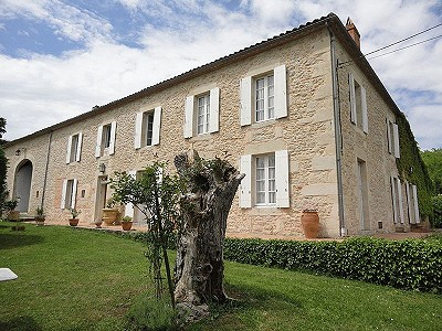 5 bedroom manor house for sale, Monsegur, Gironde, Aquitaine