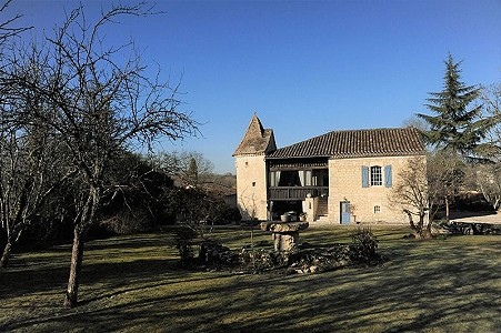 4 bedroom farmhouse for sale, Valprionde, Tarn-et-Garonne, Midi-Pyrenees