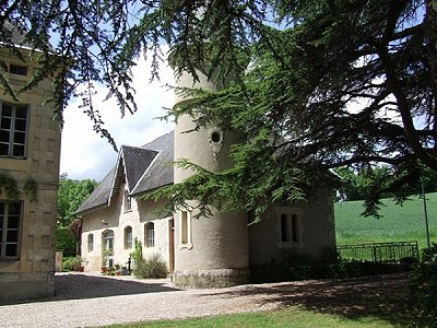 7 bedroom French chateau for sale, Lauzerte, Tarn-et-Garonne, Midi-Pyrenees