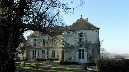 7 bedroom manor house for sale, Le Blanc, Indre, Centre