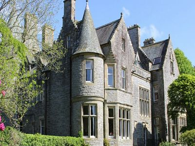 Image 2 | Impressive Scottish Castle for Sale on the Solway Firth with 17 Bedrooms. 197370