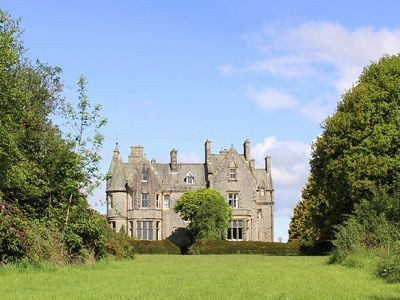 Image 3 | Impressive Scottish Castle for Sale on the Solway Firth with 17 Bedrooms. 197370