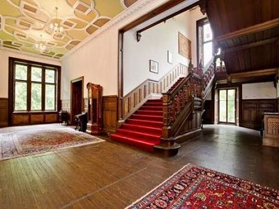 Image 4 | Impressive Scottish Castle for Sale on the Solway Firth with 17 Bedrooms. 197370