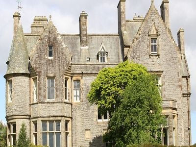 Image 5 | Impressive Scottish Castle for Sale on the Solway Firth with 17 Bedrooms. 197370