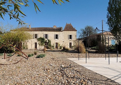 8 bedroom manor house for sale, Duras, Lot-et-Garonne, Aquitaine