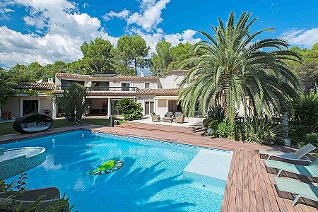 7 bedroom villa for sale, Mougins, Provence French Riviera