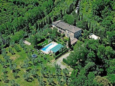 12 bedroom farmhouse for sale, Volterra, Pisa, Tuscany