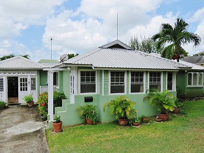 4 bedroom villa for sale, Fort George Heights, Saint Michael