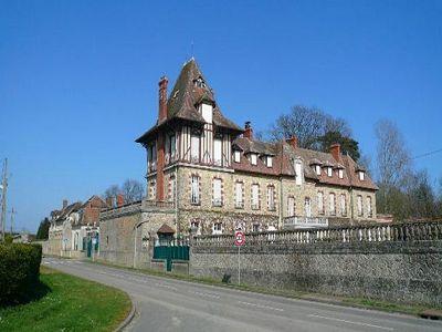 Image 1 | 11 bedroom French chateau for sale, Paris, Seine-et-Marne, Paris-Ile-de-France 197433