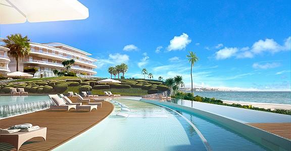 2 bedroom apartment for sale, Estepona Playa, Estepona, Malaga Costa del Sol, Andalucia