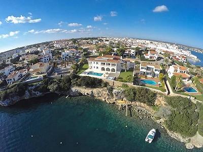8 bedroom villa for sale, Santa Ana, Es Castell, Menorca