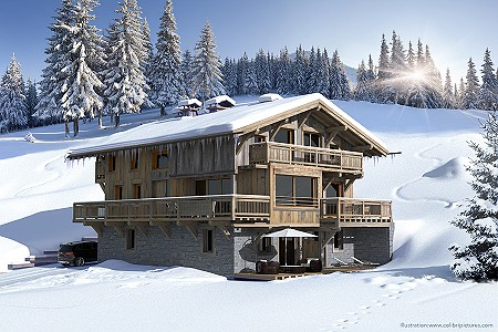4 bedroom ski chalet for sale, Princesse, Megeve, Haute-Savoie, Rhone-Alpes