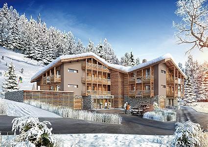 2 bedroom apartment for sale, Les Gets, Haute-Savoie, Rhone-Alpes