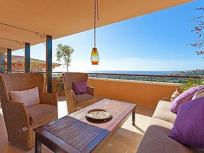 4 bedroom penthouse for sale, Bendinat, Calvia, Mallorca