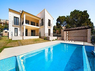 4 bedroom villa for sale, Santa Ponsa, Andratx, Mallorca