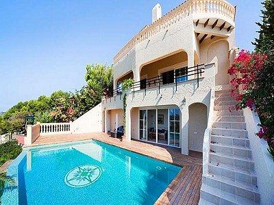 6 bedroom villa for sale, Costa del la Calma, Calvia, Mallorca