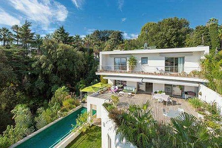 5 bedroom villa for sale, Basse Californie, Cannes, Provence French Riviera