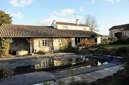 6 bedroom house for sale, Sectour Monflanquin, Lot-et-Garonne, Aquitaine