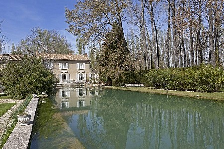 10 bedroom mill for sale, Avignon, Vaucluse, Provence French Riviera