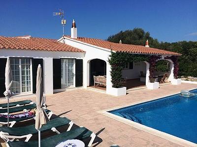 4 bedroom villa for sale, San Luis, Sant Lluis, Menorca
