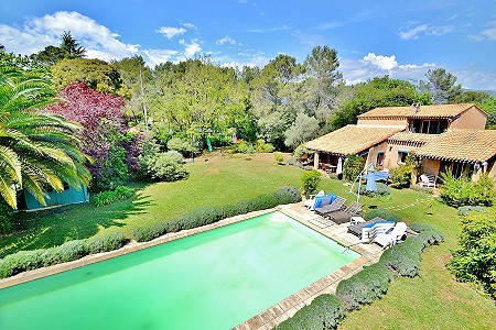 4 bedroom house for sale, Roquefort les Pins, Alpes-Maritimes, Provence French Riviera