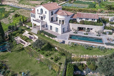 6 bedroom villa for sale, Beaulieu sur Mer, Provence French Riviera
