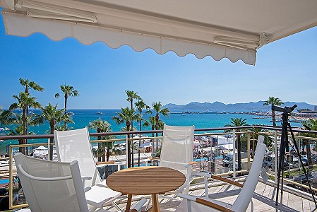1 bedroom apartment for sale, Croisette, Cannes, Provence French Riviera