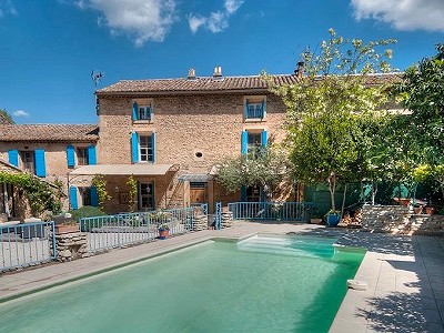 5 bedroom house for sale, Uzes, Gard, Languedoc-Roussillon