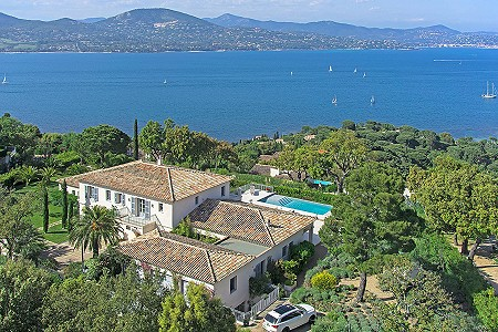 8 bedroom villa for sale, Gassin, St Tropez, Provence French Riviera