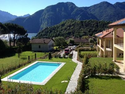 2 bedroom apartment for sale, Lenno, Como, Lake Como