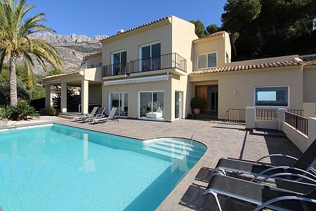 3 bedroom villa for sale, Altea, Alicante Costa Blanca, Valencia