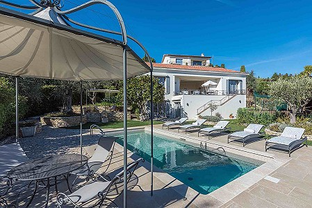 4 bedroom villa for sale, Village, Mougins, Provence French Riviera