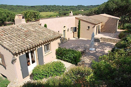 5 bedroom farmhouse for sale, Ramatuelle, St Tropez, Provence French Riviera