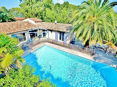 4 bedroom house for sale, Valbonne, Provence French Riviera