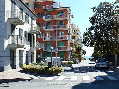 2 bedroom apartment for sale, San Bartolomeo al Mare, Imperia, Liguria