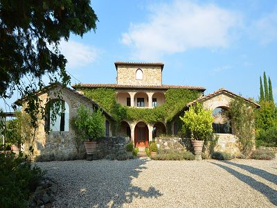 6 bedroom villa for sale, Castelnuovo Berardenga, siena, Tuscany