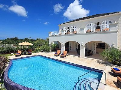 6 bedroom villa for sale, Royal Westmoreland, Saint James