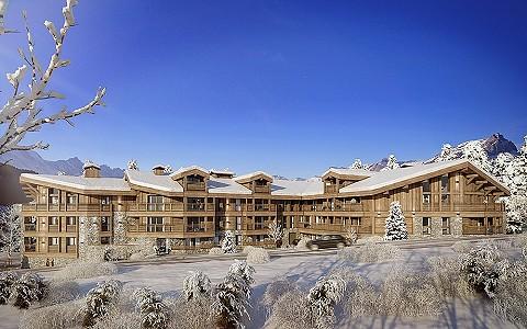 3 bedroom apartment for sale, Les Gets, Haute-Savoie, Rhone-Alpes