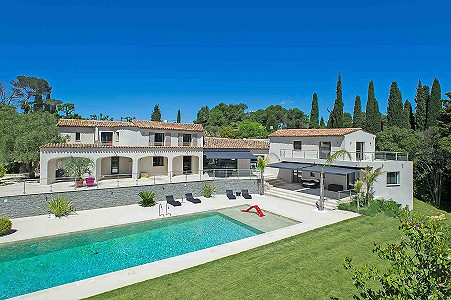 7 bedroom villa for sale, Saint Barthelemy, Mougins, Provence French Riviera