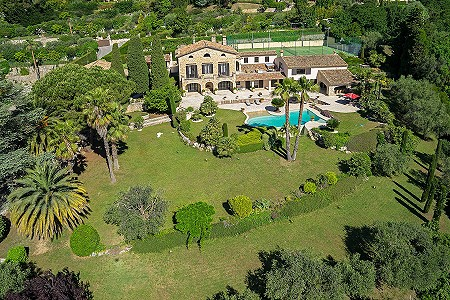 10 bedroom villa for sale, Vence, Grasse, Provence French Riviera