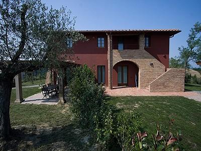 2 bedroom house for sale, Castelfalfi, Pisa, Tuscany