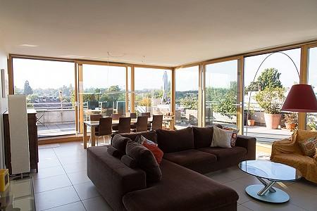 4 bedroom apartment for sale, Lancy, Geneva, Lake Geneva